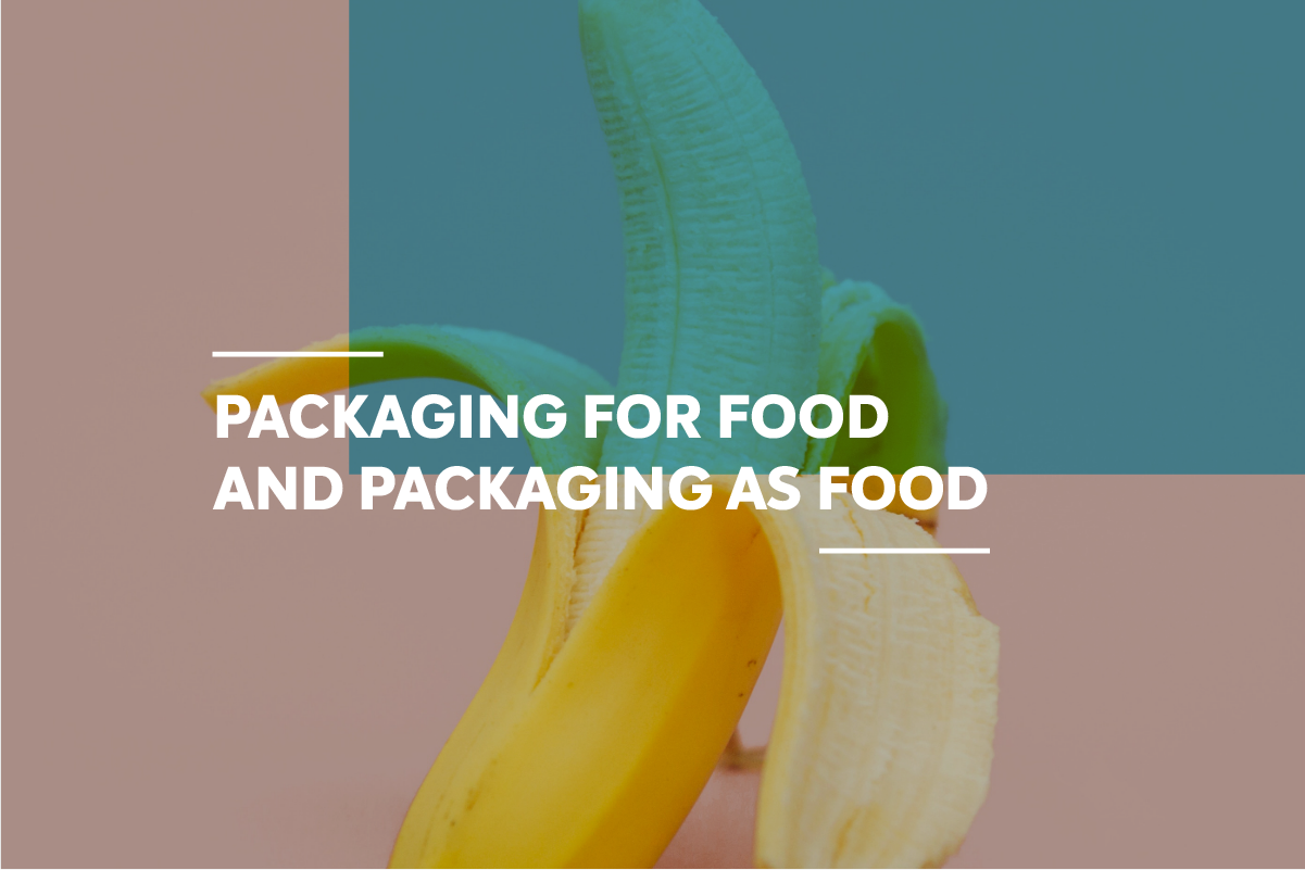 Natural packaging. Credit: Charles Deluvio/Unsplash
