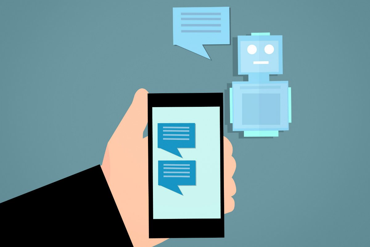Chatbot. Crédito: PxHere