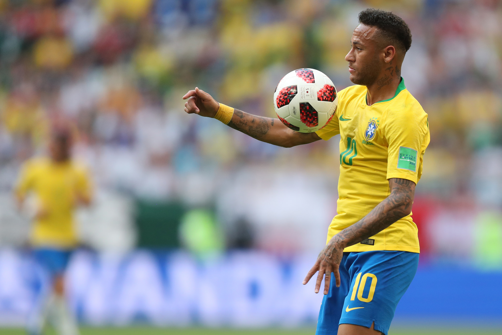 World Cup: recycled plastic is part of the Brazilian Team uniform