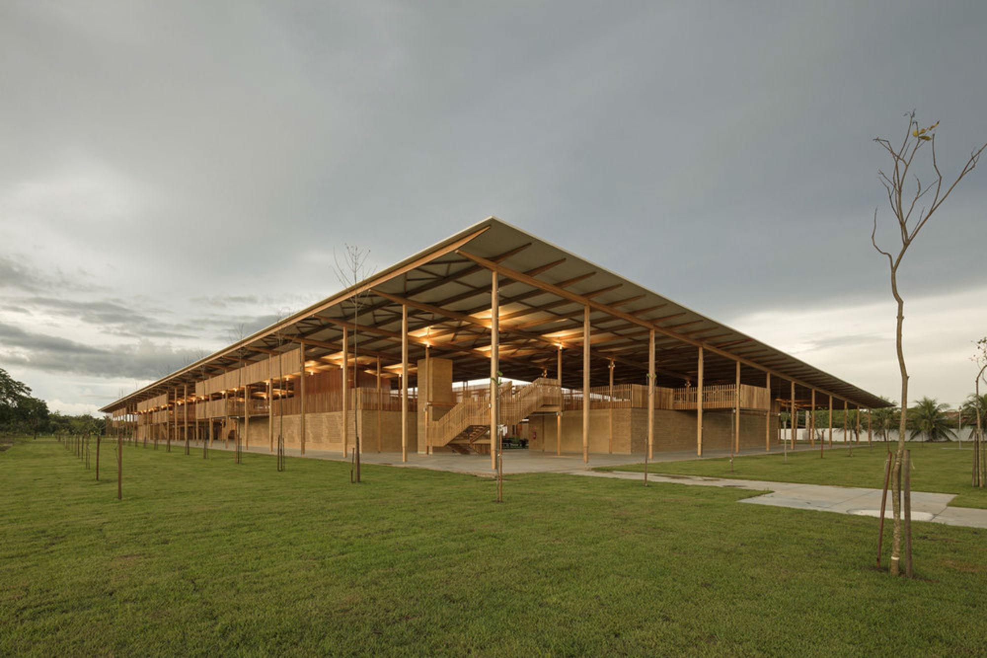 Brazilian project wins international architecture award