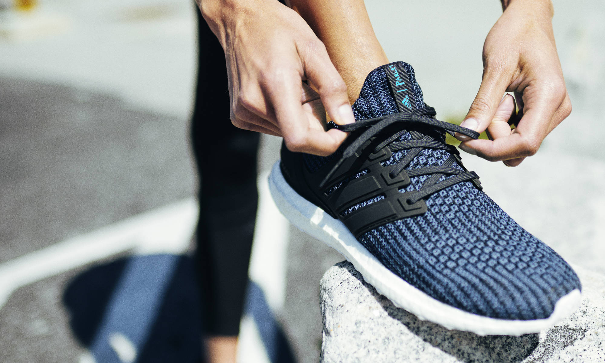 Adidas vows to use only recycled plastics by 2024
