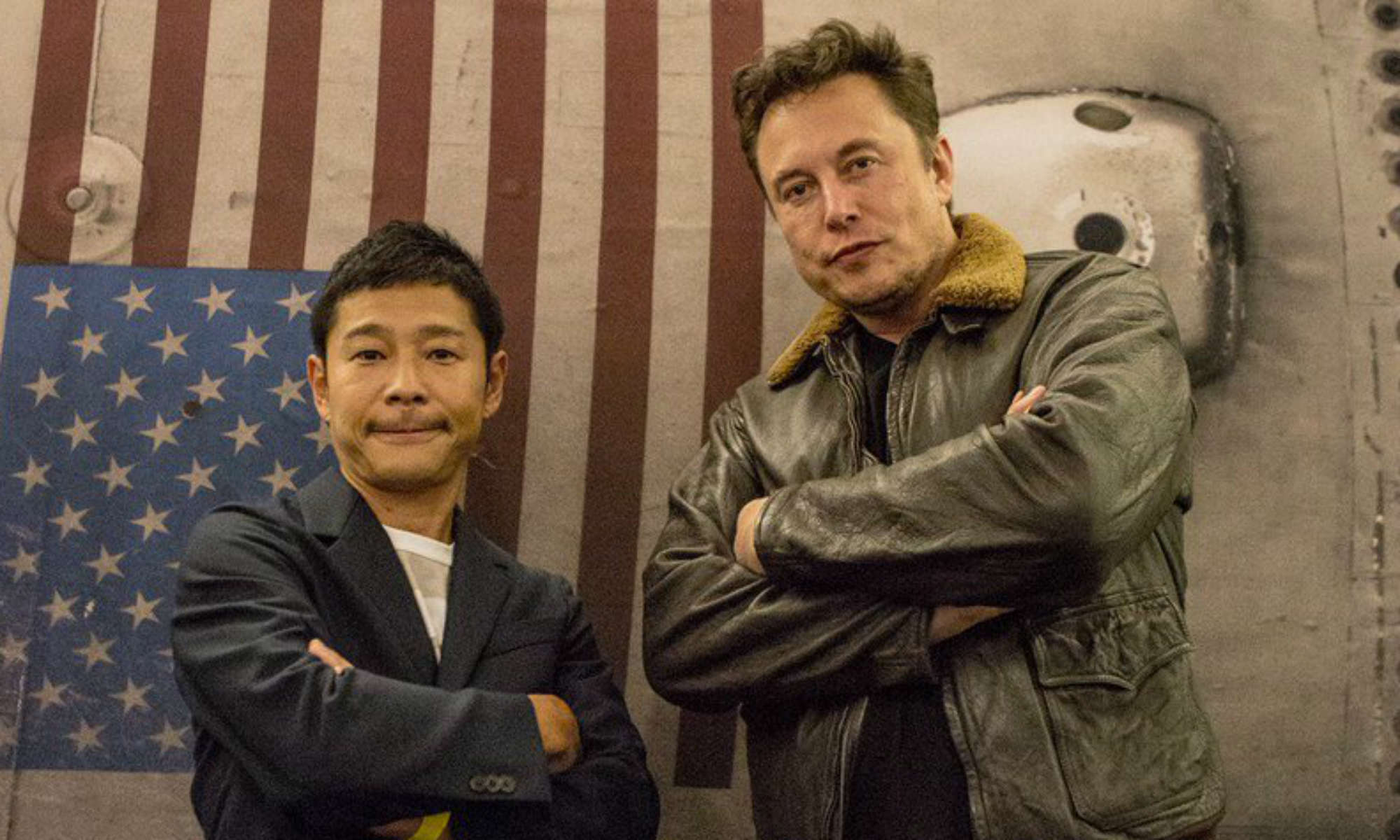 First private flight to moon will have billionaire and artists as crew