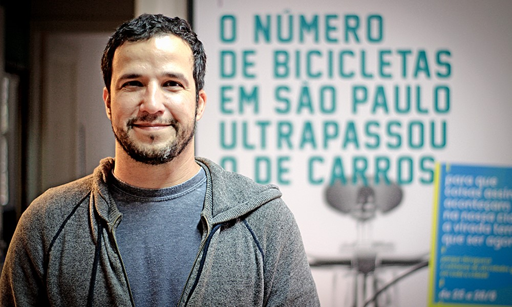 From economy to his own business: the path of André Palhano, organizer of the sustainability Brazilian festival Virada Sustentável
