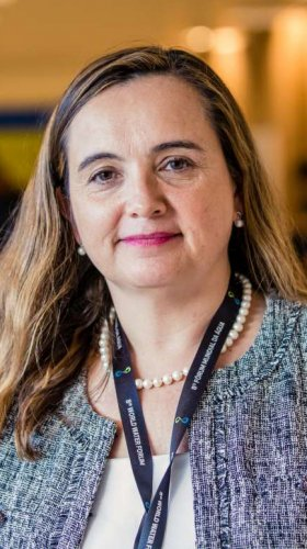 A World Water Forum is made of people: the feminine look of Grethel Aguilar
