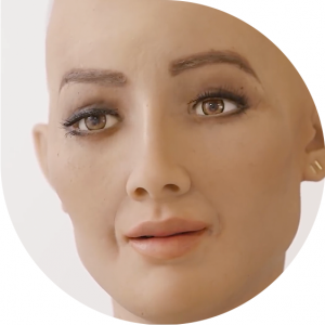 Who is Sophia, the first robot with legal rights?