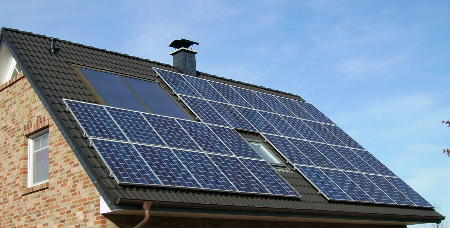 From 2020 on, California homes must have Solar Power