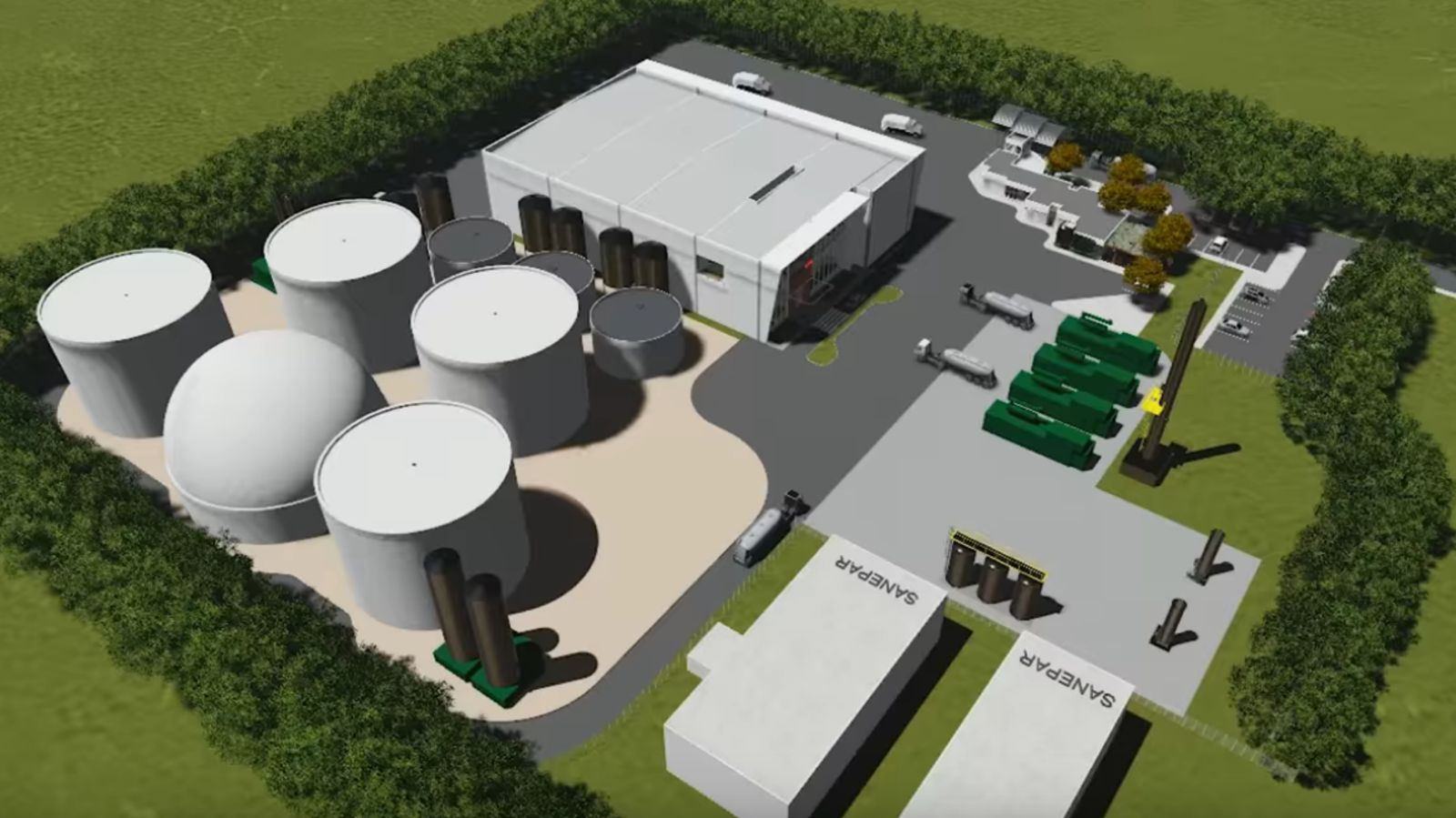 Brazil's 1st waste-generated energy plant will be in Paraná