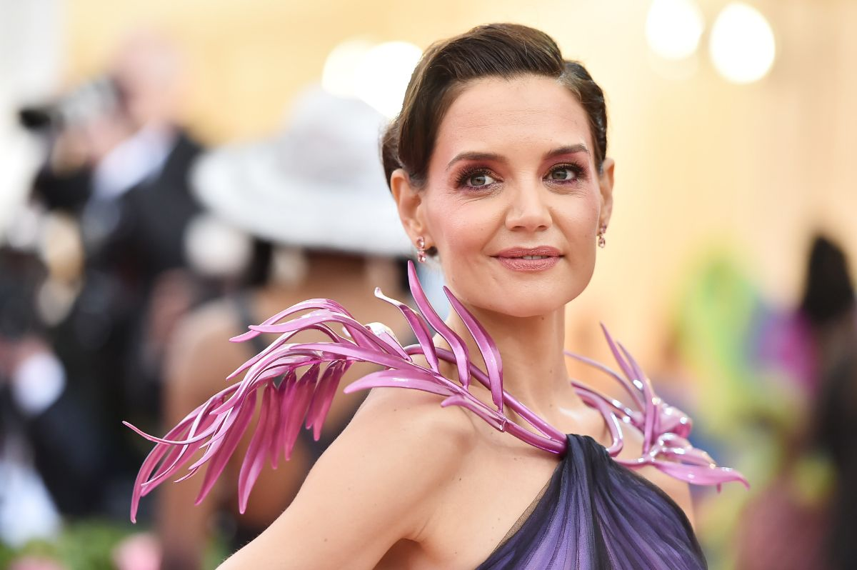 Katie Holmes. Crédito: Getty Images